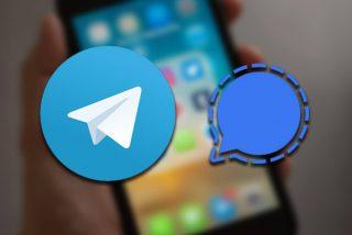 Si usas Signal o Telegram, estás son las 4 configuraciones de seguridad que debes cambiar cuanto antes
