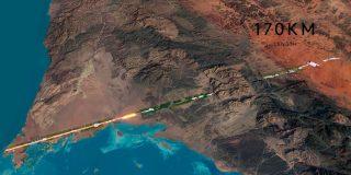 """Arabia Saudita anuncia la construcción de una ciudad de 170 km: """"sin automóviles, calles, ni emisiones de CO2"""""""