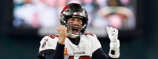 NFL: Un indestructible Tom Brady alcanza un gran récord de LeBron James