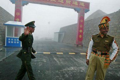Nuevo combate entre tropas indias y chinas a 4.000 metros de altura, en la frontera del Himalaya