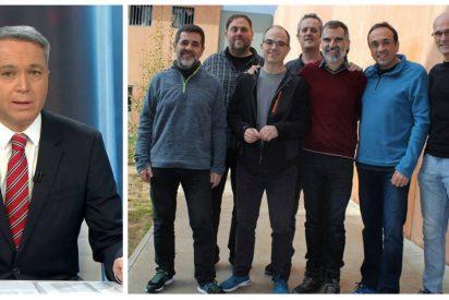 """Vicente Vallés: """"El Gobierno Sánchez nos mentaliza para ir naturalizando el indulto a los golpistas"""""""