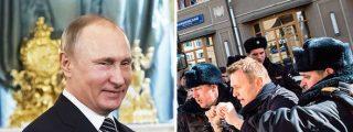 Rusia intenta borrar toda huella digital de Alexei Navalny: bloquea 49 webs antes de las elecciones parlamentarias