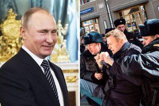EEUU y la UE sancionan con fuerza a los funcionarios rusos detrás de la detención de Alexei Navalny
