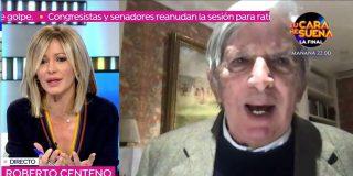 """El Quilombo / Susanna Griso corta a Roberto Centeno al oír el nombre de Soros: """"Ya tardaba en salir..."""""""