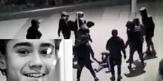 Griezmann y Casillas claman indignados ante el bestial linchamiento de este chaval de 14 años