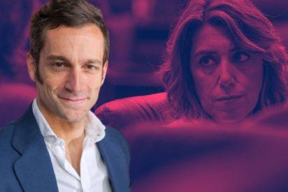 "Susana Díaz amenazó a Álvaro Zancajo en un restaurante: ""Prepárate porque vamos a ir por ti"""