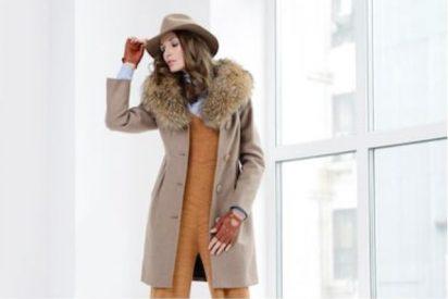 Rebajas en abrigos de marca