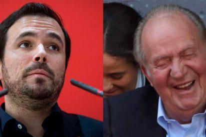 Casa Real y la Fiscalía desactivan la 'operación progre' de Alberto Garzón (IU) contra Juan Carlos I