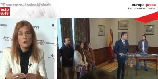Twitter abrasa a críticas a Albiach (Podemos) por su chusco ejemplo para 'denunciar' la subida de la luz