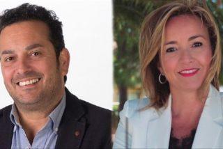 """Dos alcaldes del PSOE, matrimonio, 'sisan' a Sanidad y se vacunan de Covid """"porque sobran dosis"""""""