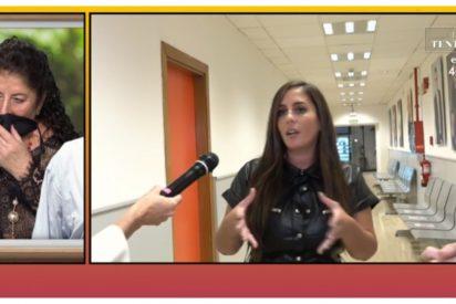 """Estalla la tensión en 'Sálvame': Anabel Pantoja se pone violenta contra una tía suya tras llamarla """"borracha"""""""