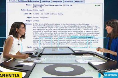 El asalto de la izquierda a RTVE no cesa y fichan a un alto cargo de la productora de Ana Pastor, Newtral