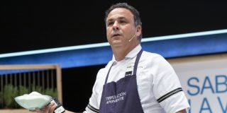 El chef español Ángel León cultiva un cereal marino para acabar con el hambre y frenar el cambio climático