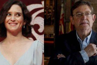 """La SER informa que las papeleras del Zendal """"son enanas"""" el mismo día que a Ximo Puig se le vuela su hospital de campaña"""