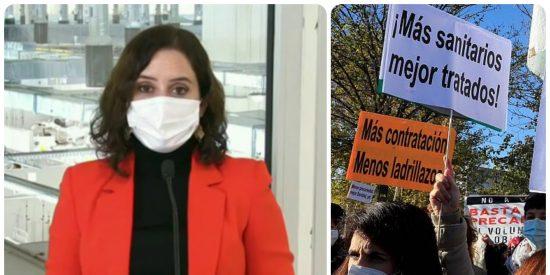 """Inda: """"Me gusta la cara de tolai de la oposición que ya no sabe cómo descalificar el hospital de Ayuso"""""""