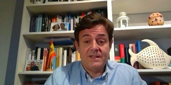 """Jaime de Berenguer, el diputado censurado de VOX: """"Las 'Big Tech' pretenden sustituir las leyes de los países"""""""