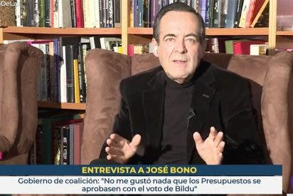 """Bono hurga en los conflictos del Gobierno apaleando a Iglesias desde la TVE podemita: """"¡Es un soberbio!"""""""