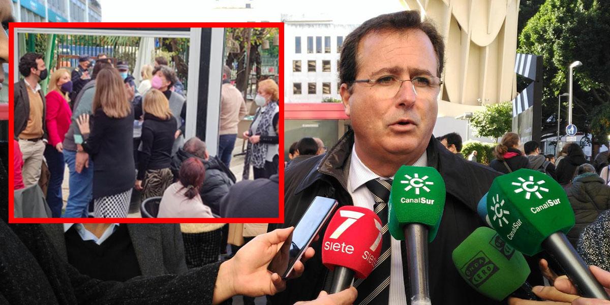 El concejal 'racista' del PSOE, que intentó celebrar una comilona ilegal, logra que el Ayuntamiento imponga 6 sanciones al restaurante