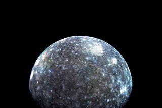 China traza su nuevo reto espacial: aterrizar en la luna Calisto de Júpiter
