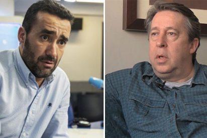 """El último lío de Juanma Castaño que se le escapa en directo: """"Segurola no me habla..."""""""