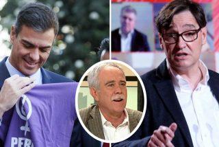 """Colosal mensaje de Pérez Henares recopilando las """"dos fechas para la infamia de un Gobierno miserable"""""""