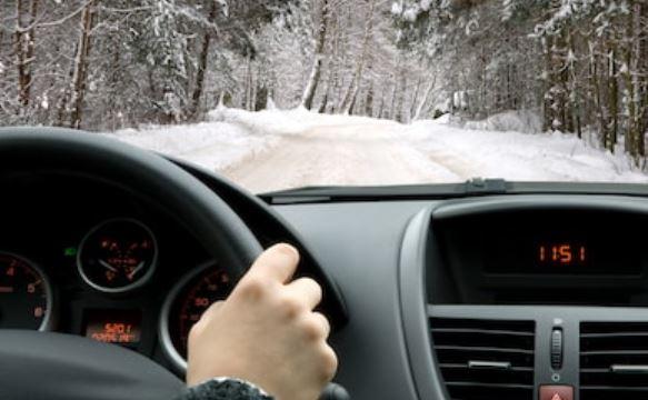 conducir con frío y nieve