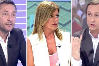 """Magistral KO al calentón de Javier Ruiz y Palomera contra Ayuso: """"¡Que reparta la vacuna en bicicleta!"""""""