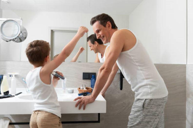 Desodorante para niños,