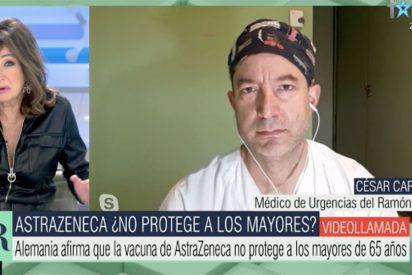 """El doctor Carballo reparte golpes a Illa, a las elecciones catalanas y a la nueva ministra: """"Es todo demencial"""""""