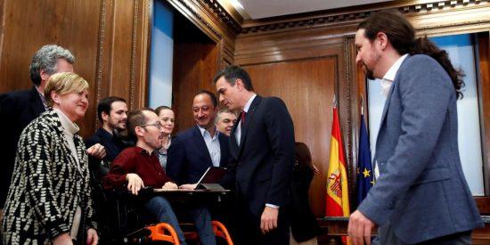 Traición en Podemos: Iglesias fulmina por sorpresa a Pablo Echenique para contentar a Sánchez