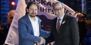 Podemos, ERC, Torra y Puigdemont apoyarán un acto para el acercamiento de los presos de ETA