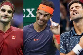 """Federer, Nadal y Djokovic, la mayor rivalidad de la historia: """"Han amargado la vida a generaciones de tenistas"""""""