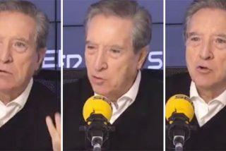El penoso eslogan de Iñaki Gabilondo para apalear a toda España en vez de al Gobierno de izquierdas