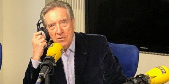 """Iñaki Gabilondo se retira de su comentario diario en la SER: """"Estoy empachado"""""""