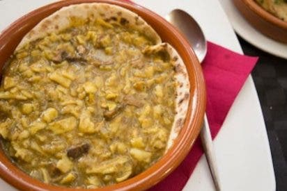 Gazpacho manchego receta de la abuela