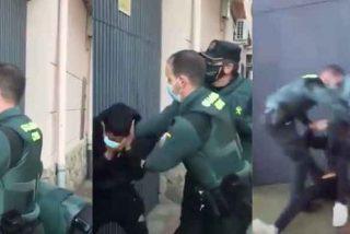 No lo verá en laSexta ni en TVE: un marroquí finge en Cáceres una agresión de guardias civiles