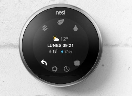 Nest Learning termostato, 3rd Generation, trabaja con Alexa