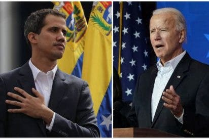 El primer desprecio de Joe Biden al chavismo: invitar al embajador de Juan Guaidó a su asunción presidencial