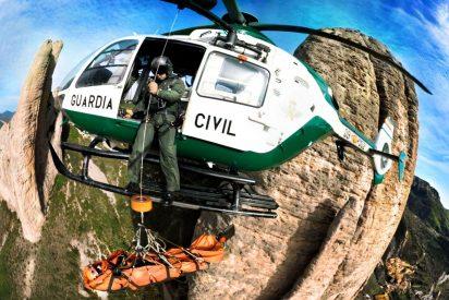 Sánchez y Marlaska humillan a la Guardia Civil: planean fulminar el grupo de Rescate en Montaña