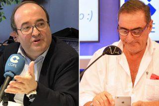 """Herrera avisa a navegantes sobre su amigo, el ministro Iceta: """"Le tengo afecto personal... ¡Pero cuidado!"""""""