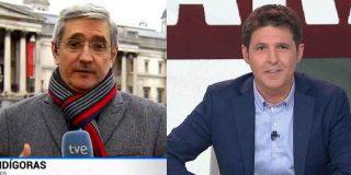 """Idígoras (TVE) estalla tras la renovación de Jesús Cintora: """"No son las exigencias de audiencia las que marcan el rumbo"""""""