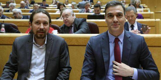 """Iglesias, vicepresidente de Sánchez, insulta a los españoles: """"No hay una situación de plena normalidad democrática en España"""""""
