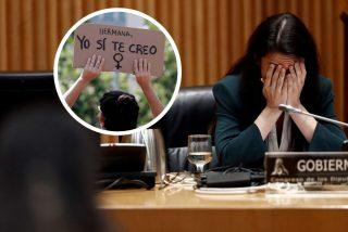 """Los hijos de una mujer que fingió un maltrato desmontan a Irene Montero: """"Papá no ha hecho nada, mi mamá bebe"""""""