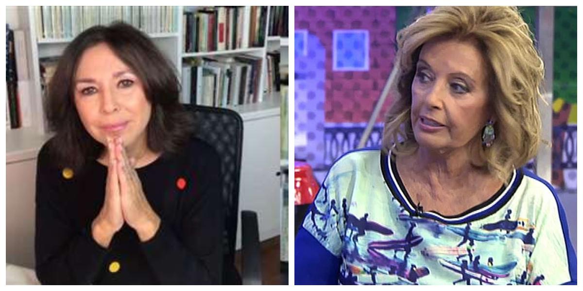 Isabel Gemio acusa de 'malas artes' a María Teresa Campos y a Telecinco