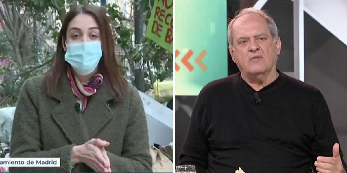 La izquierda exaltada y TVE, socios perfectos para abalanzarse sin vergüenza contra Almeida