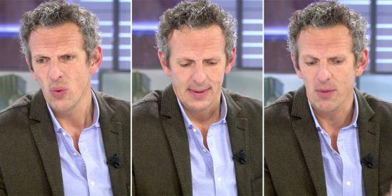 """El lamento amargo de Joaquín Prat, desmoronado en Cuatro: """"Solo contamos noticias de mierda"""""""