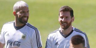 Cómo Kun Agüero podrá determinar el futuro de Lionel Messi