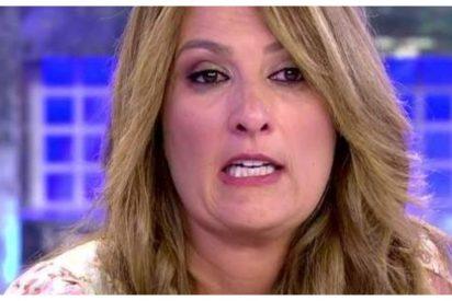 """Laura Fa, despedida en directo por el director de 'Sálvame' por culpa de Belén Esteban: """"¡Fuera de aquí!"""""""