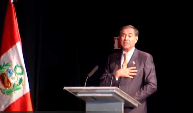 Muere Don Luis Arribasplata Campos, ex Cónsul General del Perú en Madrid