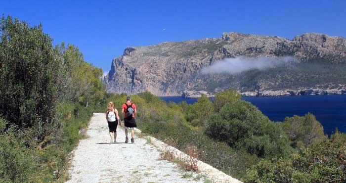 Dónde practicar senderismo en Mallorca